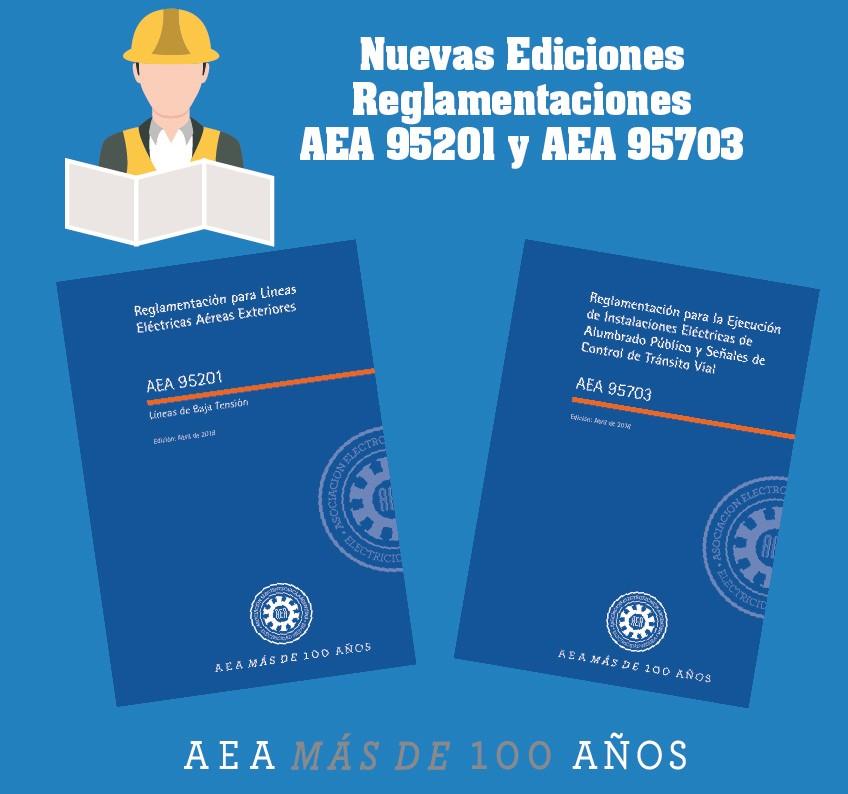 Nuevas Ediciones Reglamentaciones