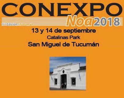 AEA auspicia Conexpo Noa 2018