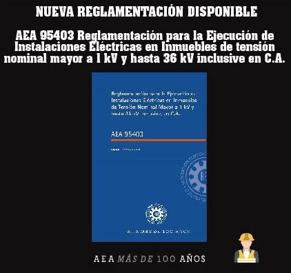 Nueva Reglamentación