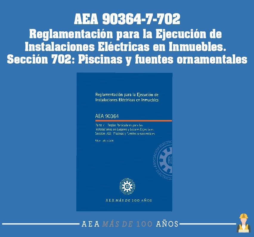 Nueva Reglamentación AEA