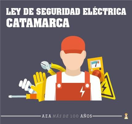 Ley de Seguridad Eléctrica en Catamarca