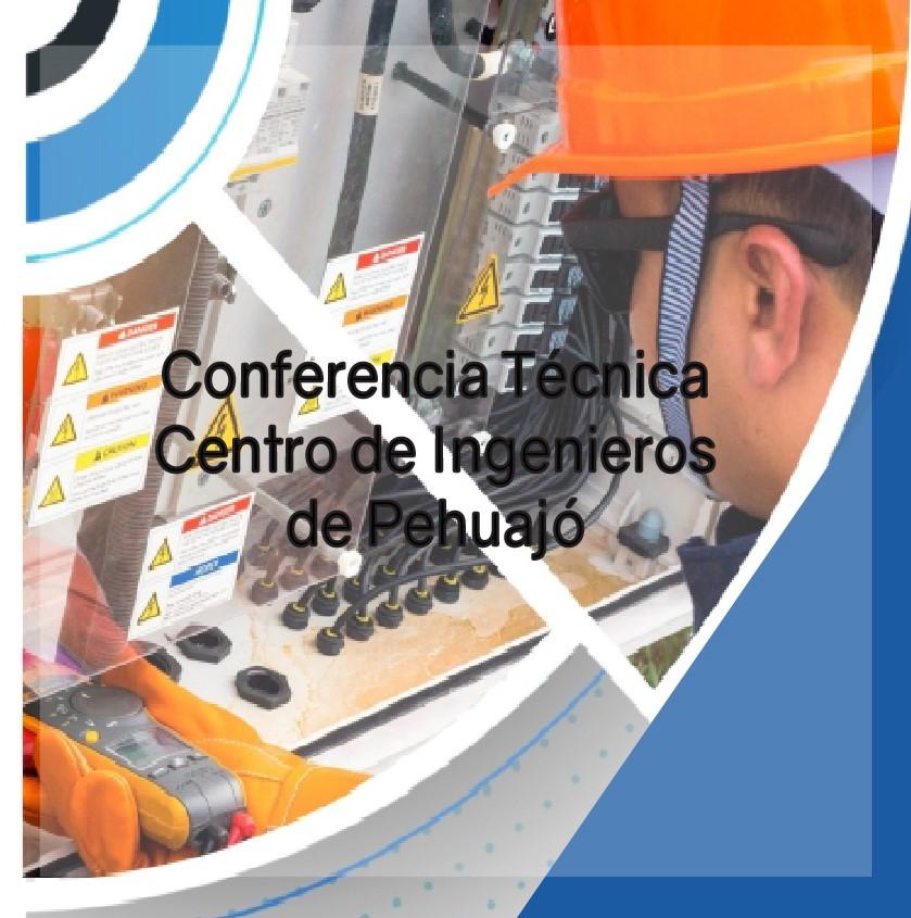 Conferencia Técnica – Centro de Ingenieros de Pehuajó