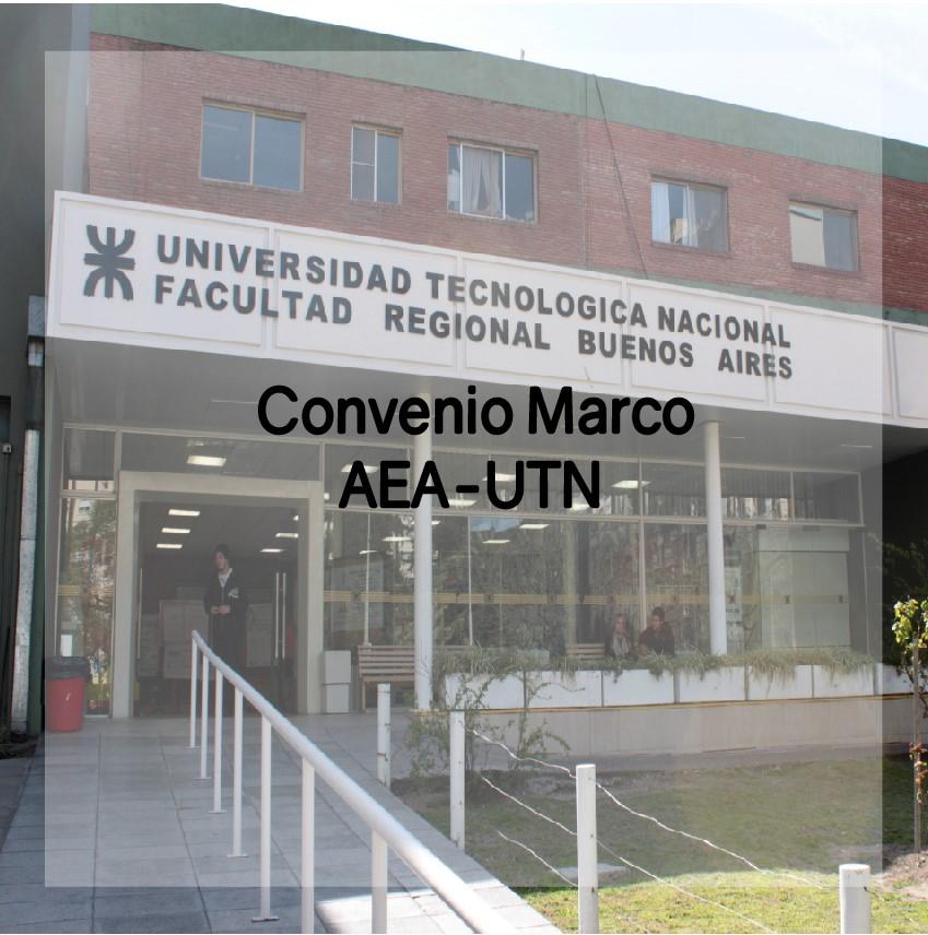 Convenio Marco AEA-UTN