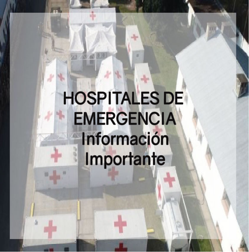 Excepción a la aplicación de AEA 90364-7-710 por emergencia sanitaria