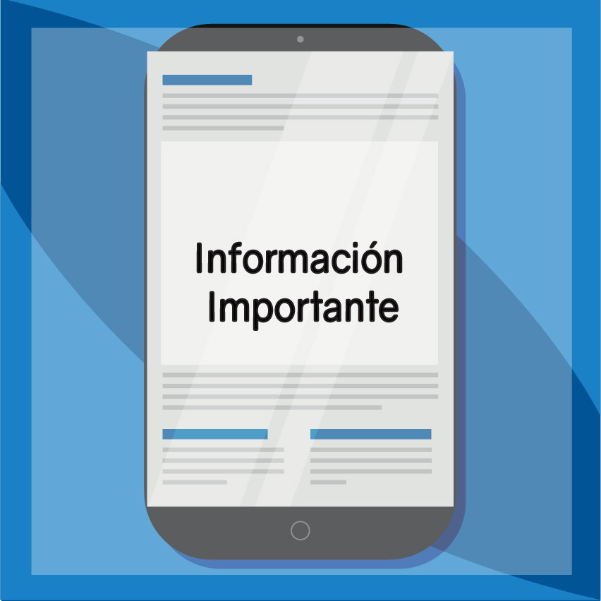 Información Importante – Prórroga de Mandatos CD