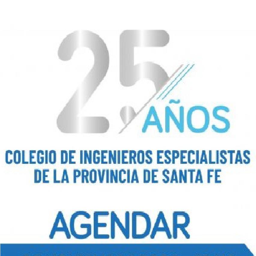 25° Aniversario – Colegio de Ingenieros Especialistas